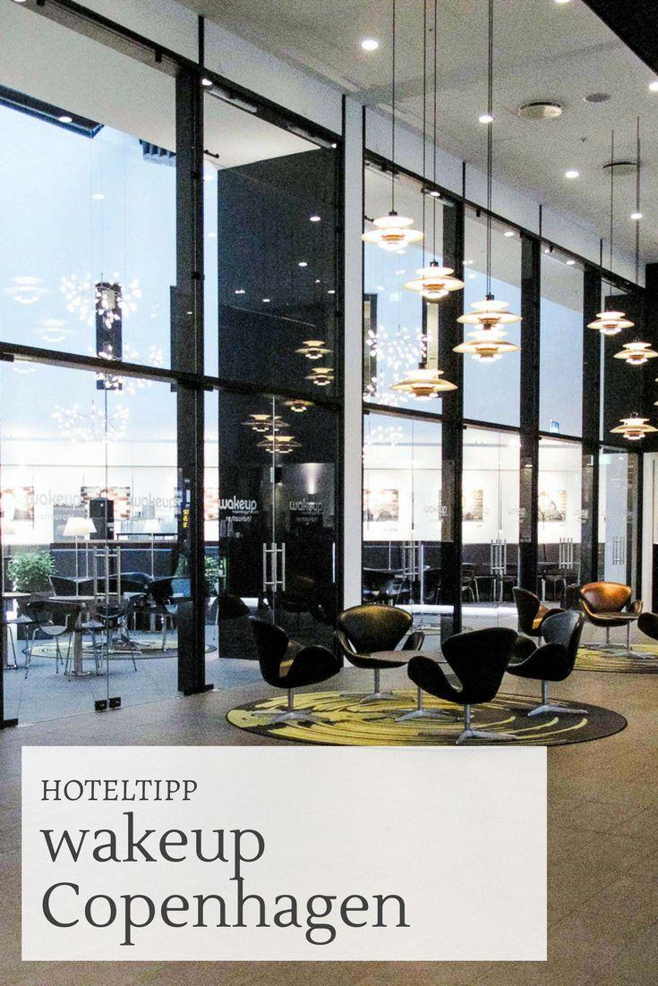 Hoteltipp Kopenhagen, wakeup copenhagen, Low-Budget Design Hotel Copenhagen