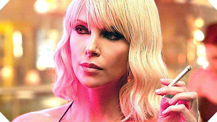 Charlize theron atomic blonde sex scene 8