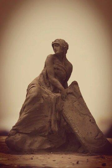 """Husite woman""-sketch"