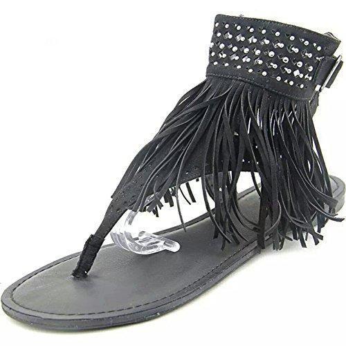 Oferta: 15.09€ Dto: -50%. Comprar Ofertas de Borla Flip Flops Sandalias Romanas Planas Hueco Sandalias de Playa con Cuentas Flat Zapato Verano Costero Zapatos Mujer barato. ¡Mira las ofertas!