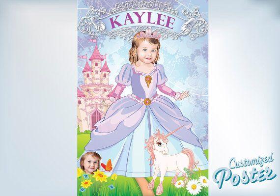 Little Princess. Artistic Cartoon like animated by MyHeroAtHome