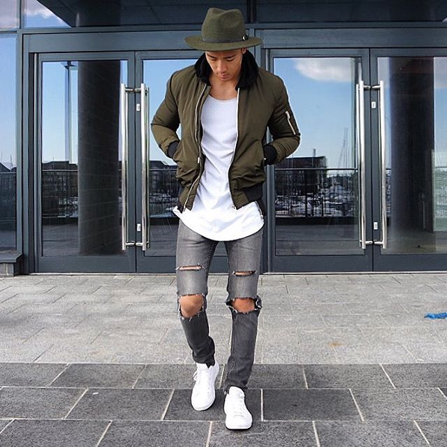 Olive on top / Basics down low