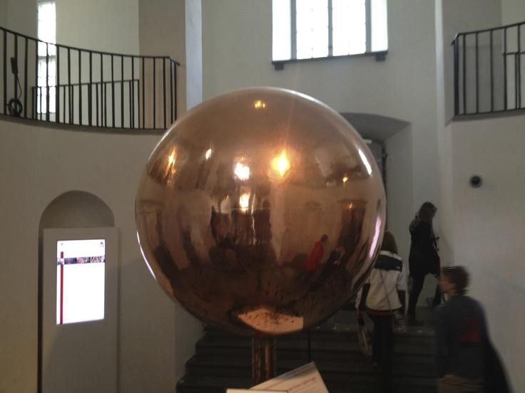 Museum in Uppsala