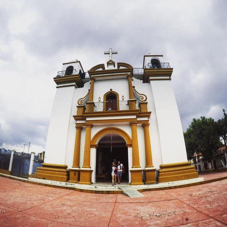 Church in San Christobel, Mexico