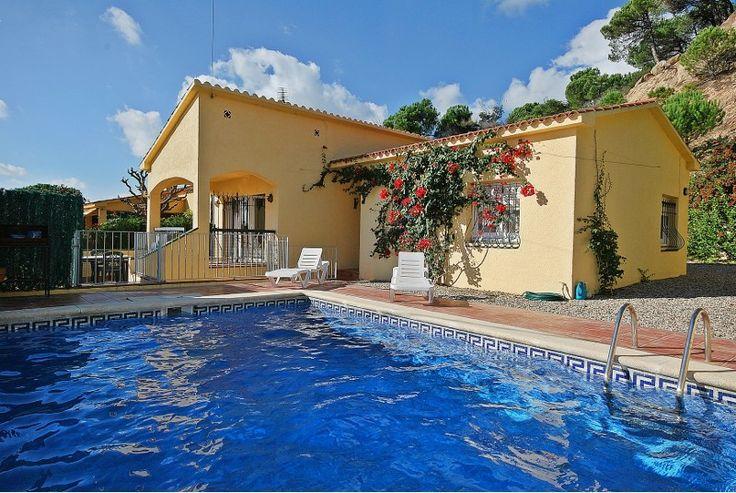 Villa Isaura, Lloret de Mar, Costa Brava