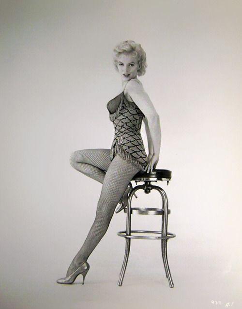 """Marilyn, publicity still, """"Bus Stop"""", 1956"""