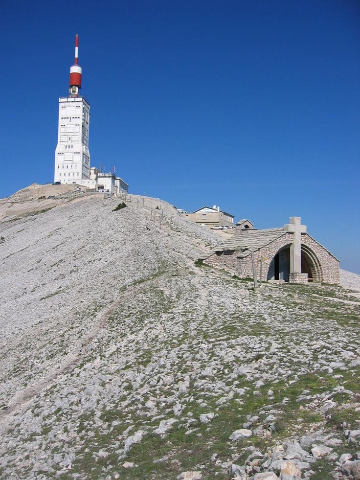 Mont Venteux summit