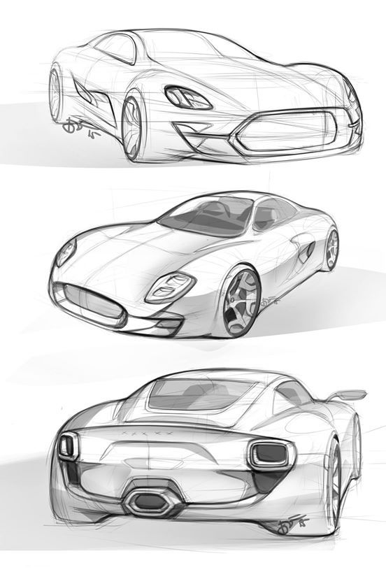 Amazing By Agri Bisono. Product Design SketchingProduct SketchCar ...