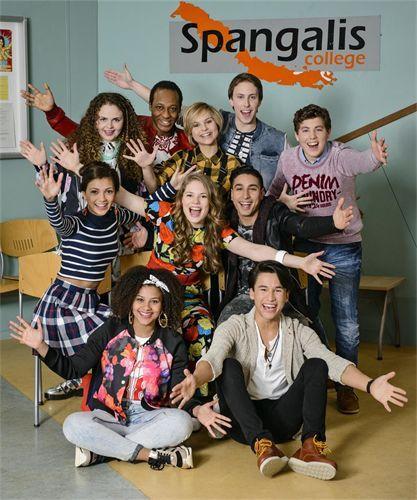 SpangaS seizoen 9 (2015-2016)