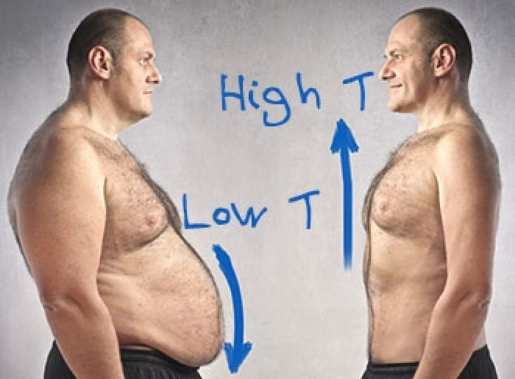 Activities Increase Testosterone Level Lose Weight