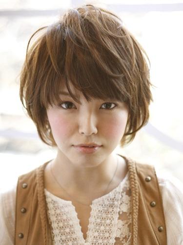 Japanese hair style