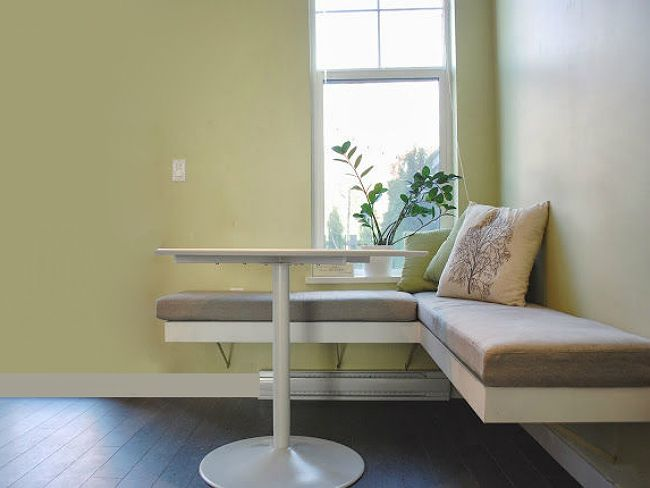Diy Window Seat 5 You Can Make Projects Bob Vila S Picks Kitchen Benches Bench