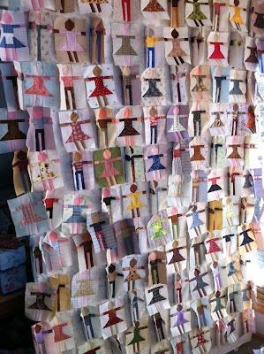 klein meisje quilts: an extravagant welcome