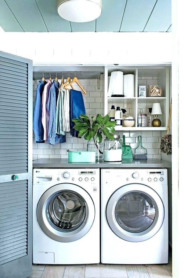 Upstairs Laundry Room Ideas Monica Gallery In 2020 Laundry Room Closet Diy Laundry Room Storage Small Laundry Rooms