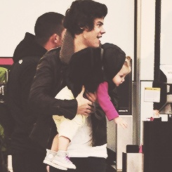 Harry and Lux