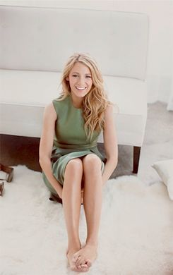 New Outtakes of Blake Lively for Gucci Première shoot 2014 by Guy Aroch.