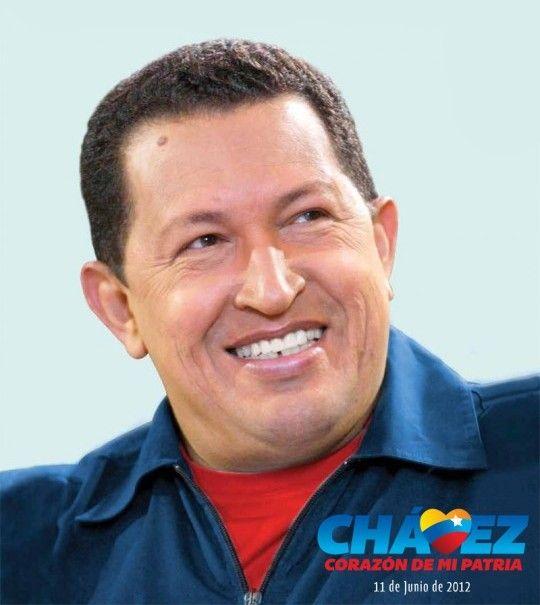 Falleció el presidente venezolano Hugo Chávez