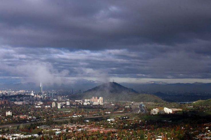 La capital amaneció sin una pizca de smog y e