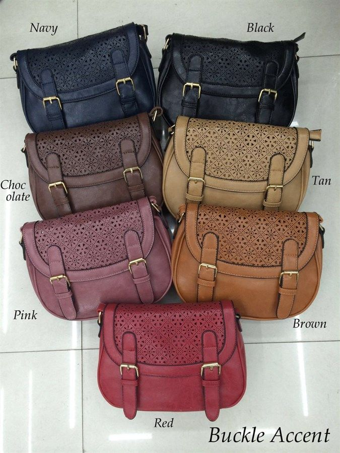 These super cute crossbody bags are perfect for fall! Go handsfree to the games this season.They come in 2 styles - Braided Accent & Buckle Accent Features - Front Flap, Back Zipper Pocket, Inside Zipper Closure, Zipper PocketsMaterial - Vegan LeatherMeasures - Length - 10 inches, Height - 8 inches, Depth - 3 inchesStrap Drop - Upto 24 inches.