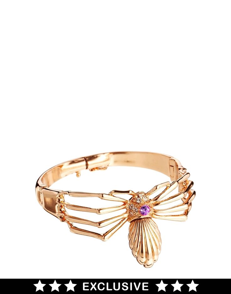 Bill Skinner Exclusive For ASOS Spider Bangle