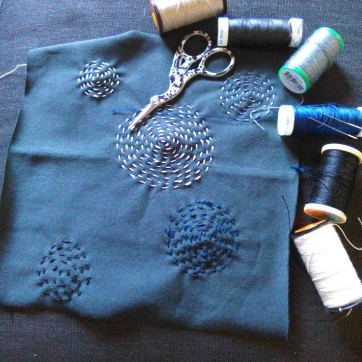Hand Embroidery Alabama Chanin