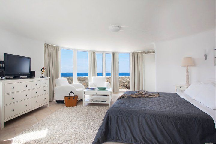 Luxury & the ideal view... @ Rocabella Mykonos Art Hotel & SPA