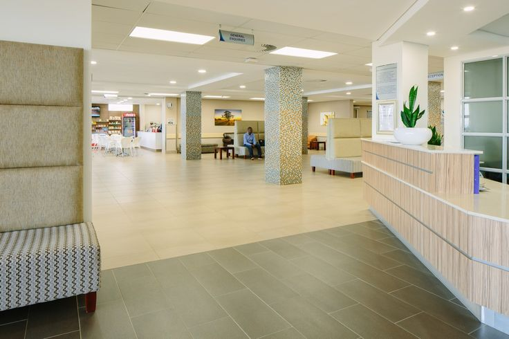 Busamed Modderfontein Private Hospital, South Africa - Interior