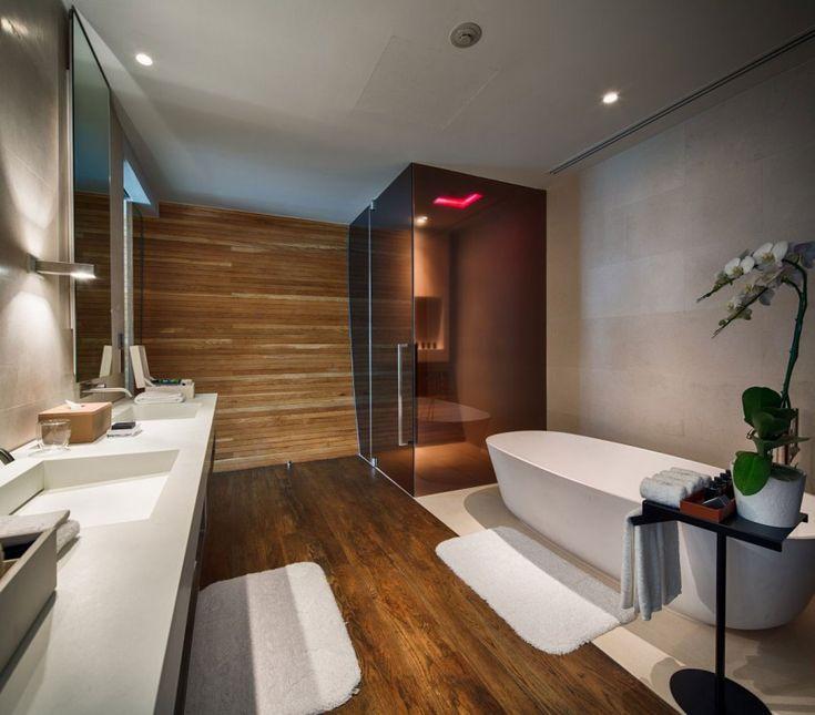 Die besten 25+ Luxushotel Badezimmer Ideen auf Pinterest Küche - designermobel einrichtung hotel venedig