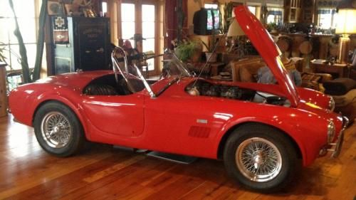 1962 Shelby Cobra - NOT A REPLICA!! For Sale - Red