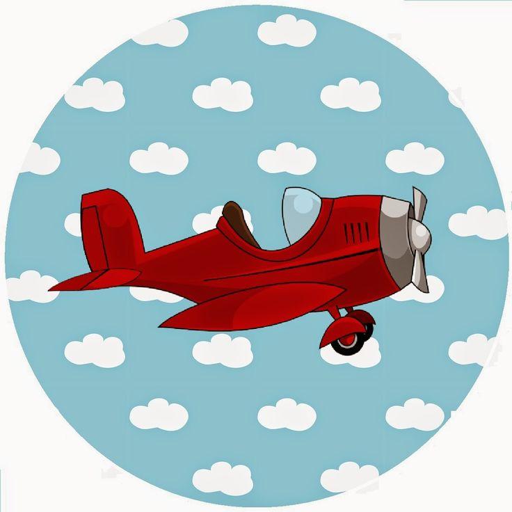 BulutsMom: Uçak Temalı Doğum Günü Banner Harfleri