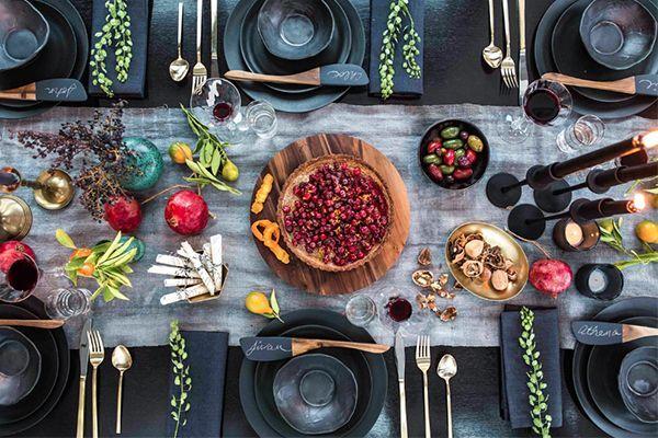 白より「黒プレート派」♡レストラン風に簡単にできちゃう魔法の黒皿*|MERY [メリー]