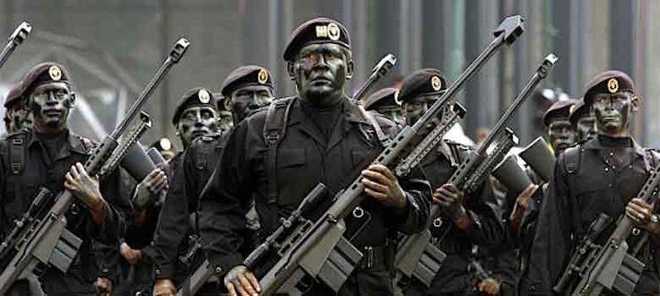 Pasukan Elit dan Kapal Perang Sudah Siap Bebaskan WNI