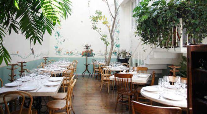 Restaurante Rosetta- Colonia Roma