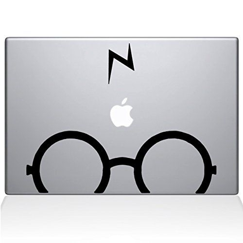 Harry Potter Glasses par i-Sticker : Stickers autocollant MacBook Pro Air décoration ordinateur portable Mac Apple - https://streel.be/harry-potter-glasses-par-i-sticker-stickers-autocollant-macbook-pro-air-decoration-ordinateur-portable-mac-apple/