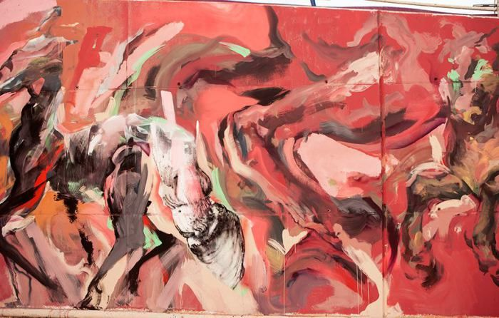 EMILIO CEREZO  with  LAGUNA & SKOUNT   'Don Quijote and his Delusions' ..  [Barcelona, Spain 2015] (B .. continued)