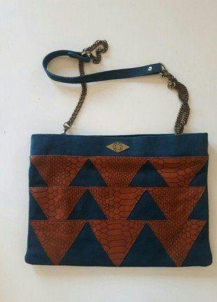 À vendre sur #vintedfrance ! http://www.vinted.fr/sacs-and-sacs-a-dos-femmes/porte-monnaie/37307062-pochette-ethnique-chic-mohekann