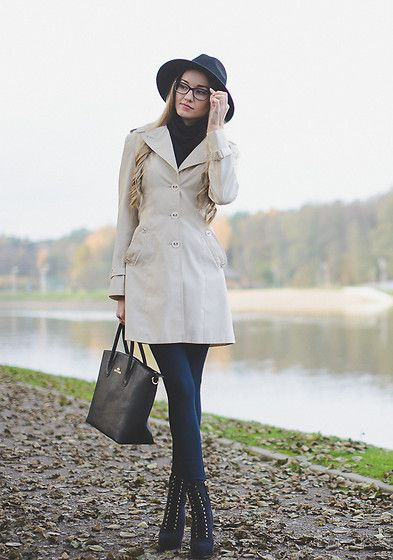 Get this look: http://lb.nu/look/8518301  More looks by Aleksandra D: http://lb.nu/mrsperfect  Items in this look:  Monnari Coat, Wittchen Bag   #classic #minimal #street