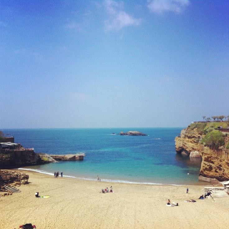 Biarritz, France!!