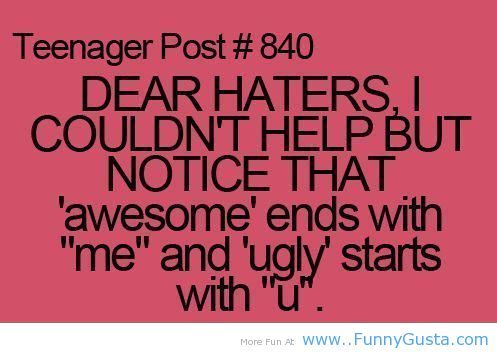 teenager post need to use this some day