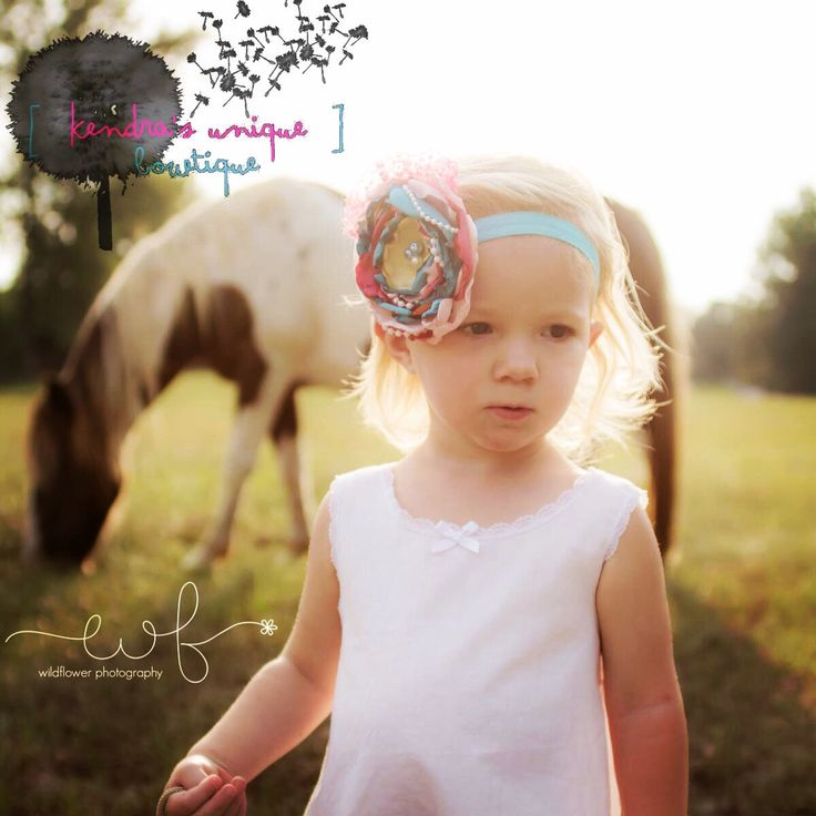 Pink & Blue Satin Flower Headband! by KendrasBowtique on Etsy https://www.etsy.com/au/listing/247245727/pink-blue-satin-flower-headband
