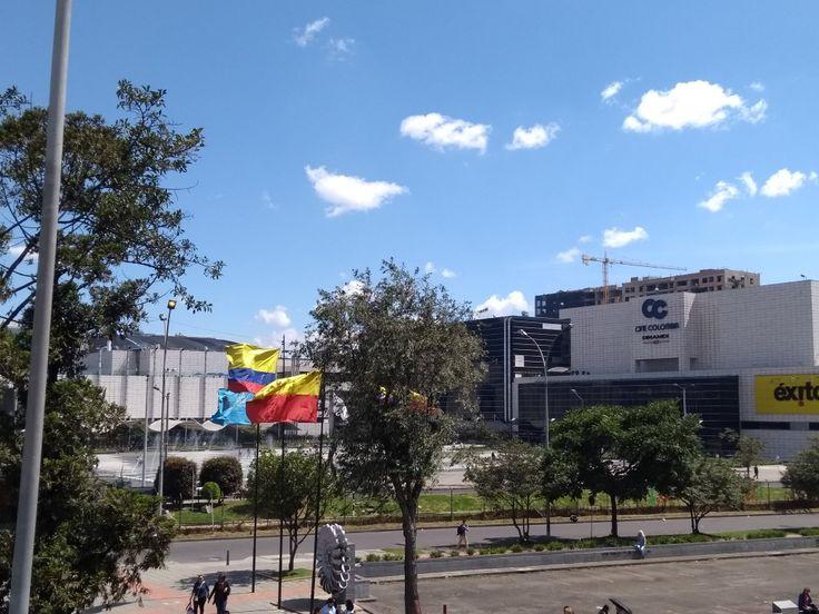 Centro comercial Gran Estación, en Bogotá.