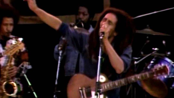 Bob Marley (HD Live) - I Shot The Sheriff