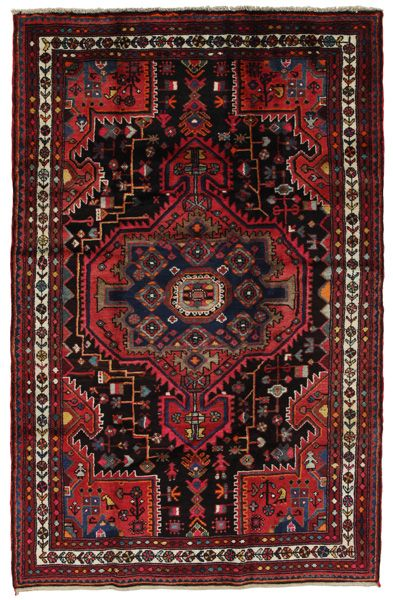Turkaman - Hamadan 228x150 - CarpetU2
