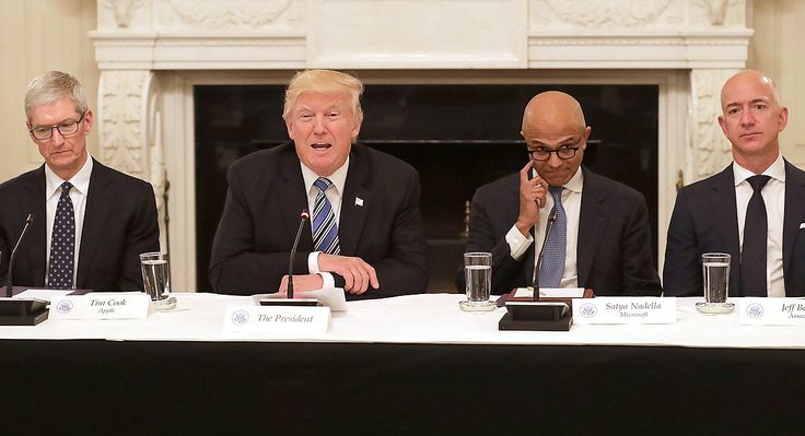 Trump attacks Washington Post as 'guardian' of Amazon's tax practices - Politico