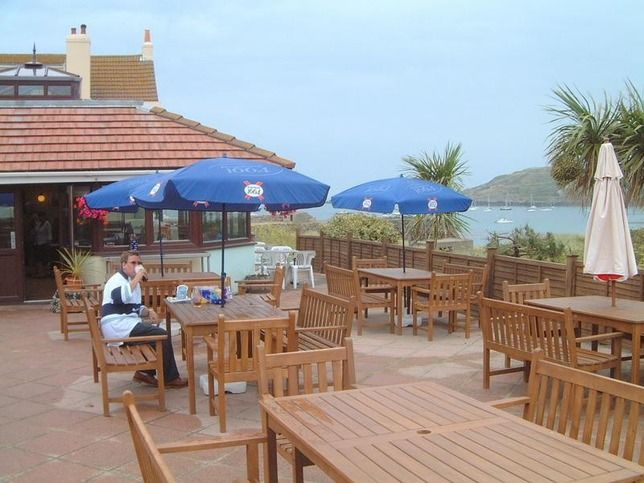 The Moorings Restaurant - Alderney