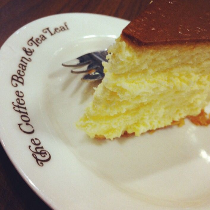 Chicago Cheesecake @ The Coffee Bean & Leaf Tea