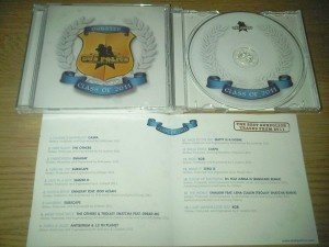 "Dub Police Present: Class Of 2011 (CD)  ""The Best Dub Police Tracks From 2011″        Continuing to push Dubstep music with a solid label Dub Police release this massive compilation of some of the biggest and best tunes of 2011. With artists D1 feat Jenna G, Antiserum & 12th Planet, Subscape, , Matty G & Eugene, Emalkay feat Rod Azlan,The Others &  Trolley Snatcha feat Dread MC, Subzee D and Caspa."