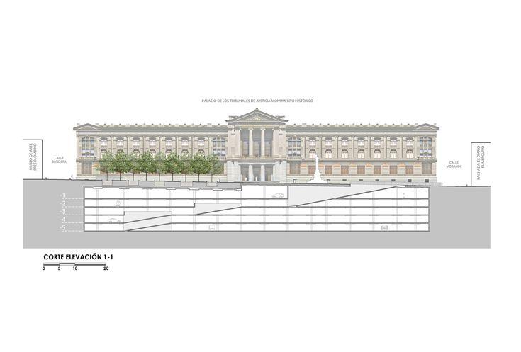 Gallery of Montt Varas Square / PLAN Arquitectos - 15