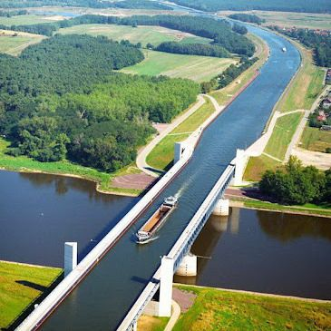#Pinterest El Pont du Sart Acueducto, Bélgica.