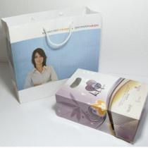 Bolsas de papel Lujo  www.elreydelabolsa.com